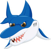 Shark cartoon Royalty Free Stock Photography