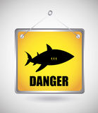 Shark design Royalty Free Stock Photos