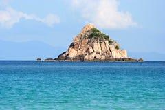 Shark Island Stock Photo