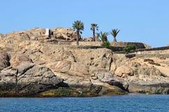 Shark Island, Luderitz, Namibia, Africa Stock Images