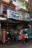 Shark's fin soup restaurant in Bangkok - Thailand Stock Images
