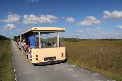 Shark Valley Tourist Tram Stock Photos
