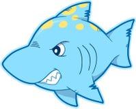 Shark Vector Illustration Stock Images