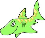 Shark Vector Illustration Stock Photo