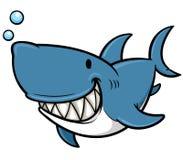 Shark. Vector illustration of Cartoon Shark vector illustration