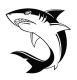 Shark Vector Illustration Stock Images