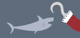 Shark3 Royalty Free Stock Images