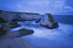 Free Sharkfin Cove Under Moonlight Stock Image - 30190531