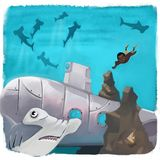 Sharks Stock Photography