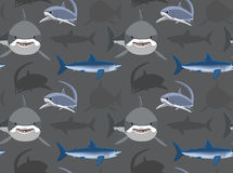 Sharks Wallpaper 12 Royalty Free Stock Photo