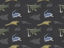 Sharks Wallpaper 6 Stock Image