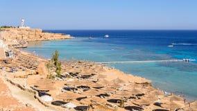 Sharm el sheik beach Stock Photos