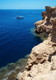 Sharm-el-Sheik landscape Royalty Free Stock Photos