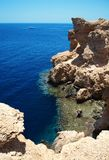 Sharm-el-Sheik landscape Royalty Free Stock Photo