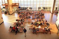 """Sharm el-Sheikh, †dell'EGITTO """"12 giugno: sala di attesa all'aeroporto il 12 giugno 2015 Fotografie Stock"""