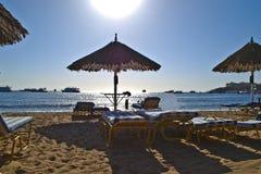 Sharm El Sheikh in Ägypten Stockfotografie