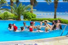 Sharm el-Sheikh, Ägypten - 14. März 2018 Das Eignungskonzept, Stockbild