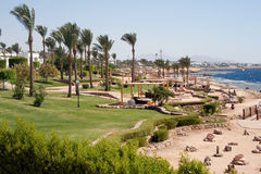 Sharm el-Sheikh Immagine Stock