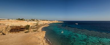 Sharm el-Sheikh beach resort in Sinai. Egypt Stock Photography