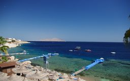 Sharm el Sheikh de l'Egypte Image stock