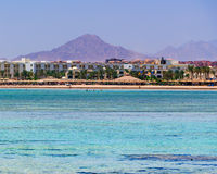 Sharm El Sheikh Egipt obrazy stock