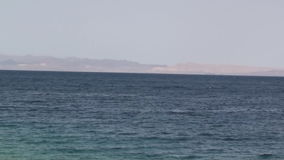 Sharm_El_Sheikh Egypt_travelling_Red 2013 Sea_Saudi-Arabia da Dahab, Egitto stock footage