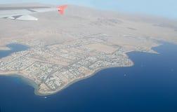 Sharm el Sheikh Mar Vermelho Fotografia de Stock