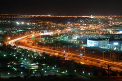 SHARM EL SHEIKH AT NIGHT Stock Images
