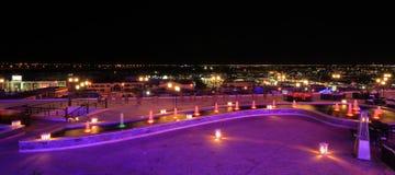 Sharm El Sheikh nightlife Stock Photos