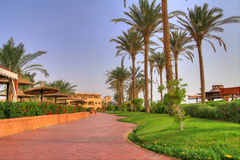 Sharm el Sheikh resort Royalty Free Stock Images