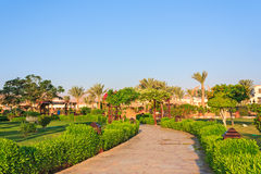 Sharm El Sheikh resort in Egypt Stock Photos