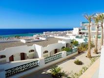Resort - Sharm el-Sheikh Stock Photography
