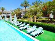 Resort - Sharm el-Sheikh Royalty Free Stock Images