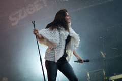 Sharon den Adel Royalty Free Stock Photo