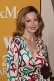 Sharon Lawrence an den Frauen im Film Kristall + Lucy spricht 2012, Beverly Hilton Hotel, Beverly Hills, CA 06-12-12 zu Lizenzfreie Stockfotografie