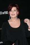 Sharon Osbourne,. Sharon Osbourne  at a Bvlgari Private Event Honoring Simon Fuller And Paul Haggis To Benefit Save The Children And Artists For Peace And Royalty Free Stock Images