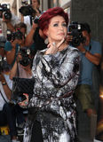 Sharon Osbourne. Arriving for the X Factor 2013 Launch, London. 29/08/2013 Picture by: Alexandra Glen / Featureflash Royalty Free Stock Image