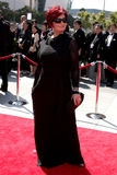 Sharon Osbourne. Arriving at the Primetime Creative Emmy Awards at Nokia Center in Los Angeles, CA on September 12, 2009 Royalty Free Stock Photo