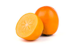 Sharon persimmon Royalty Free Stock Image