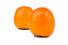 Sharon persimmon Royalty Free Stock Photography