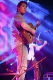 Sharon Shannon und Band Stockfotos