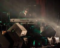 Sharon Shannon und Band Lizenzfreie Stockbilder