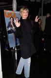 Sharon Stone, ο καλλιτέχνης Στοκ φωτογραφία με δικαίωμα ελεύθερης χρήσης