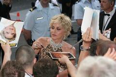 Sharon Stone Imagenes de archivo