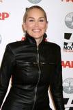 Sharon Stone Foto de Stock Royalty Free