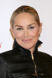 Sharon Stone Stock Photo