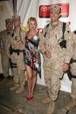 Sharon Stone royaltyfria foton