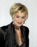 Sharon Stone Fotos de archivo libres de regalías