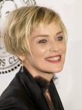 Sharon Stone Imágenes de archivo libres de regalías