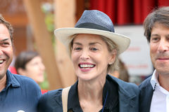 Sharon stone Royalty Free Stock Images